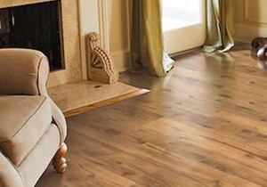 Mohawk laminate wood floor